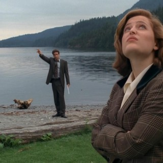 The X Files high resolution wallpapers