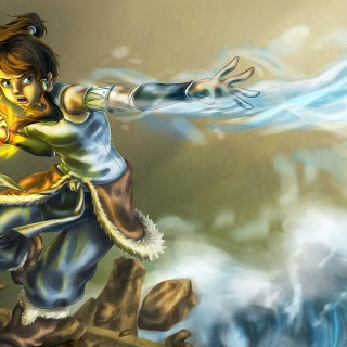 The Legend Of Korra wallpapers widescreen