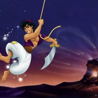 Aladdin widescreen