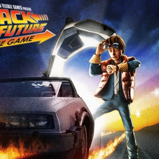 Back To The Future new