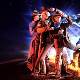 Back To The Future download wallpapers