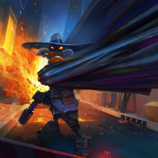 Darkwing Duck hd