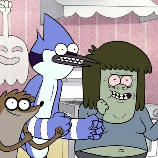 Regular Show high resolution wallpapers