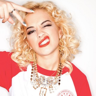 Rita Ora widescreen