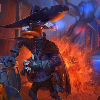 Darkwing Duck download wallpapers