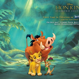 Timon And Pumbaa widescreen