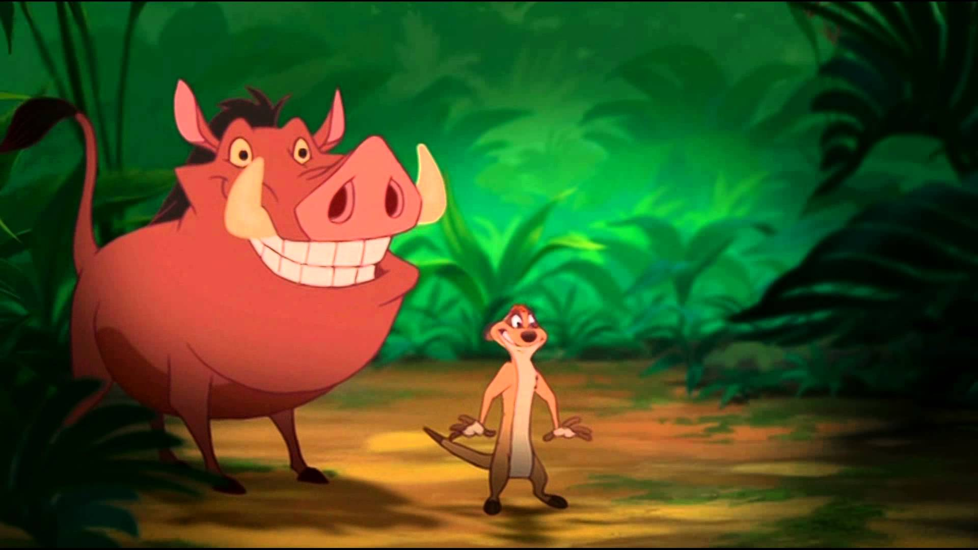 Timon And Pumbaa HD Wallpapers
