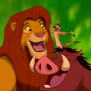 Timon And Pumbaa hd