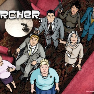 Archer Tv Series high quality wallpapers