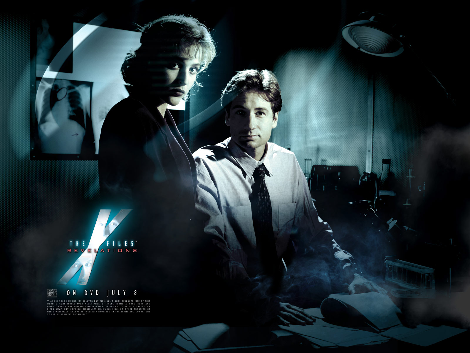 The X Files HD Wallpapers