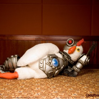 Robot Chicken hd