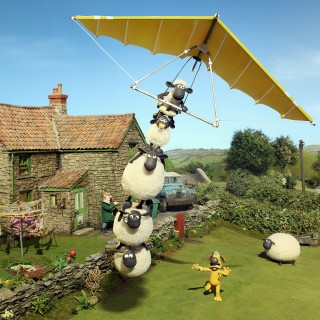 Shaun The Sheep high definition wallpapers