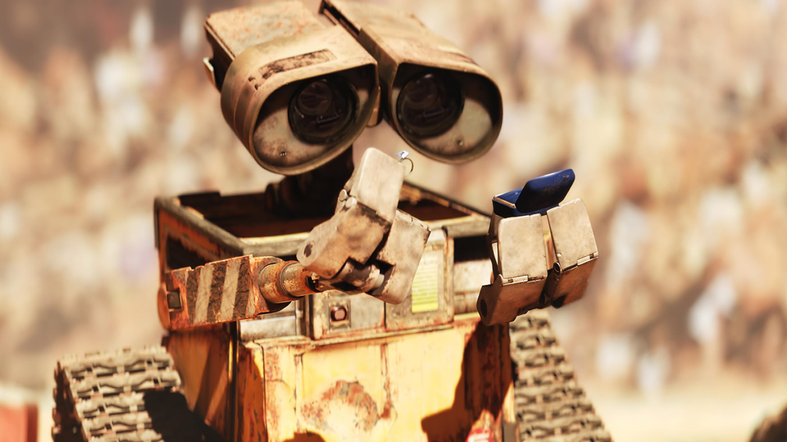 wall-e hd wallpapers for desktop download