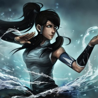 The Legend Of Korra widescreen
