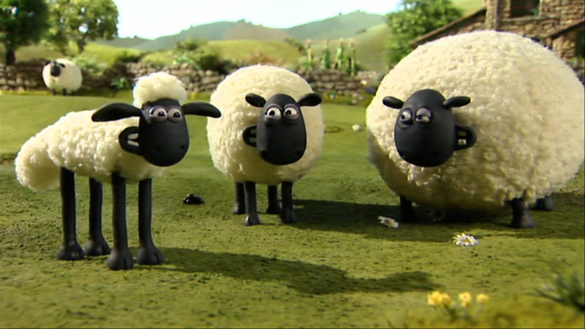 Shaun The Sheep HD Wallpapers