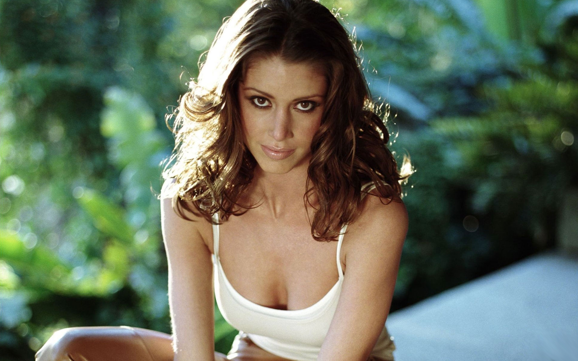 Christopher Allport s Gallery Shannon Elizabeth HD Wallpapers for desktop download