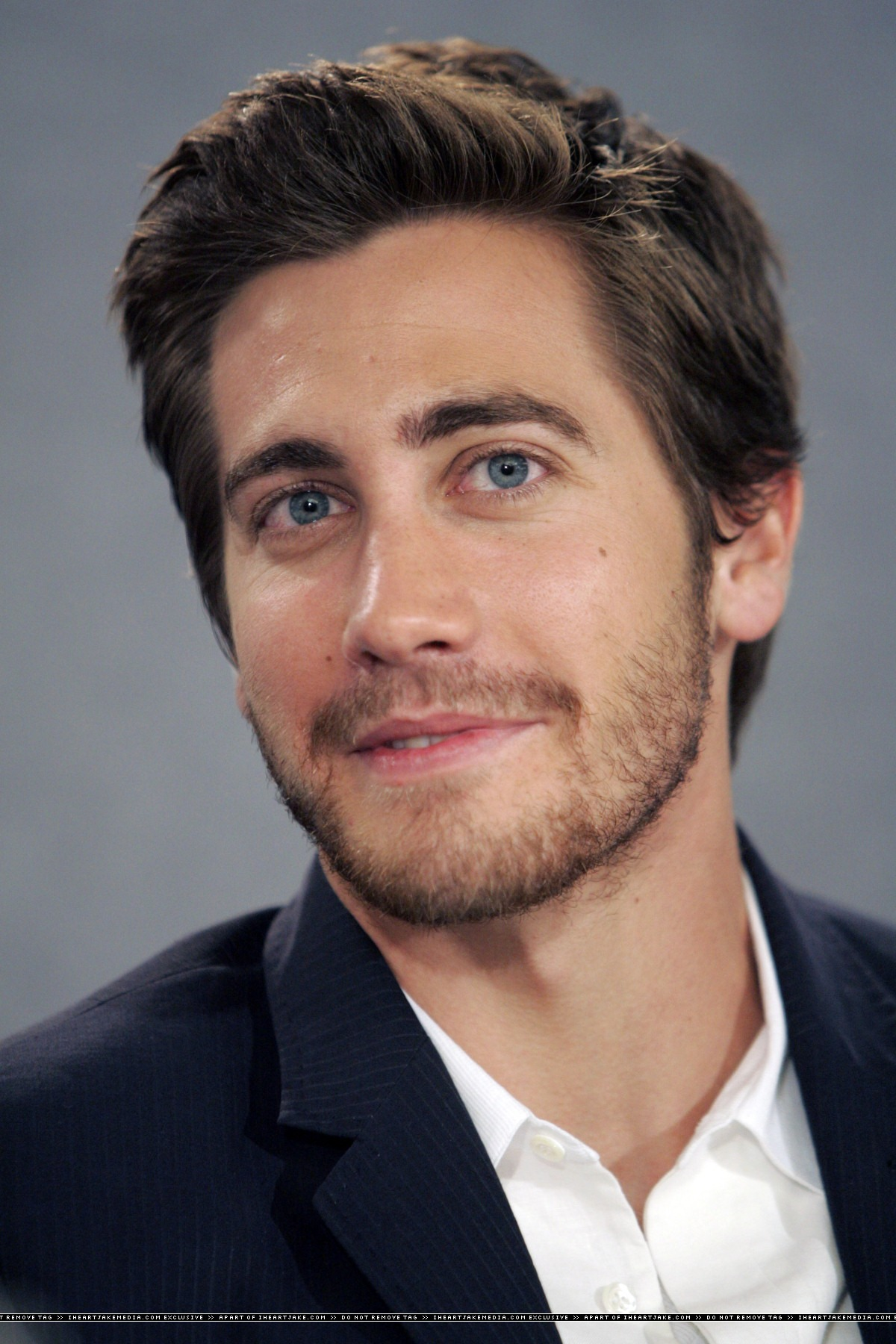 PICTURE - Jake Gyllenhaal Is Barely Recognisable On The ... |Old Jake Gyllenhaal