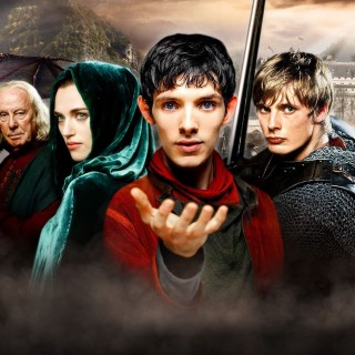 Merlin Tv Series pics