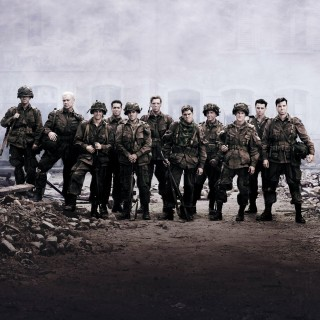 Band Of Brothers background
