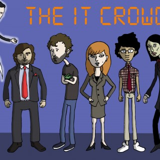 The It Crowd download wallpapers