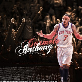 Carmelo Anthony download wallpapers