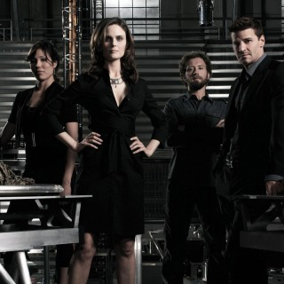Bones Tv Series widescreen