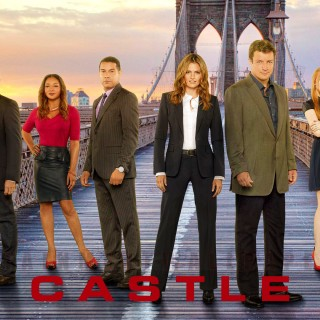Castle Tv Series wallpapers
