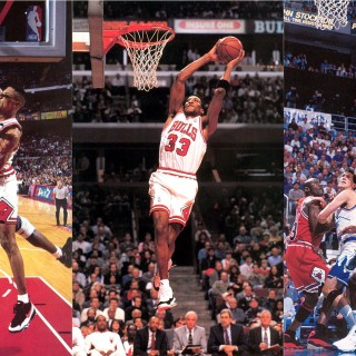 Scottie Pippen widescreen