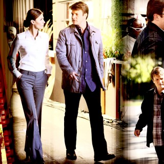 Castle Tv Series high resolution wallpapers