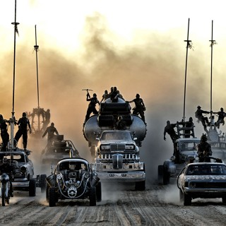 Mad Max Fury Road background