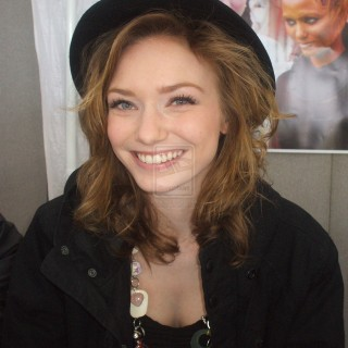 Eleanor Tomlinson new
