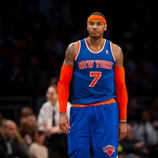 Carmelo Anthony background