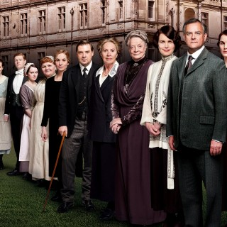Downton Abbey widescreen