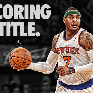 Carmelo Anthony new