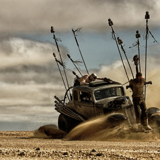 Mad Max Fury Road pics
