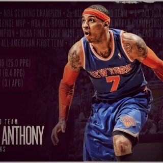 Carmelo Anthony hd