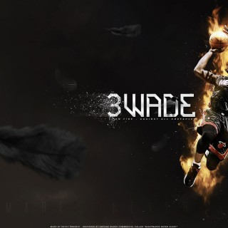Dwyane Wade background