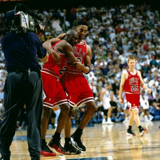 Scottie Pippen photos