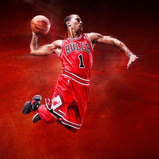 Derrick Rose high quality wallpapers