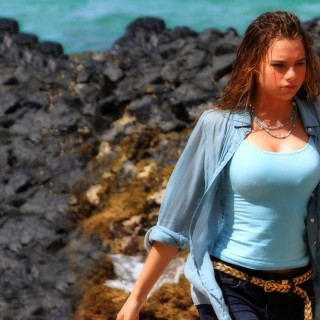 Indiana Evans widescreen