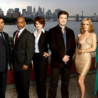 Castle Tv Series widescreen