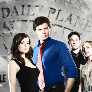 Smallville wallpapers widescreen