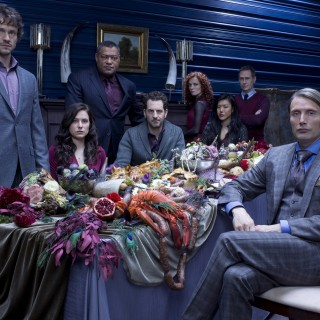 Hannibal Tv Series widescreen
