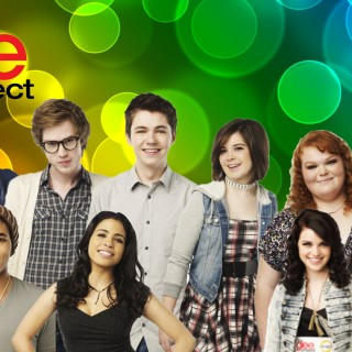 Glee high resolution wallpapers