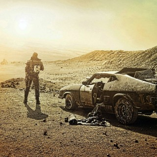 Mad Max Fury Road photos