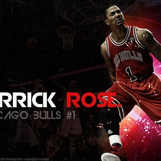 Derrick Rose download wallpapers
