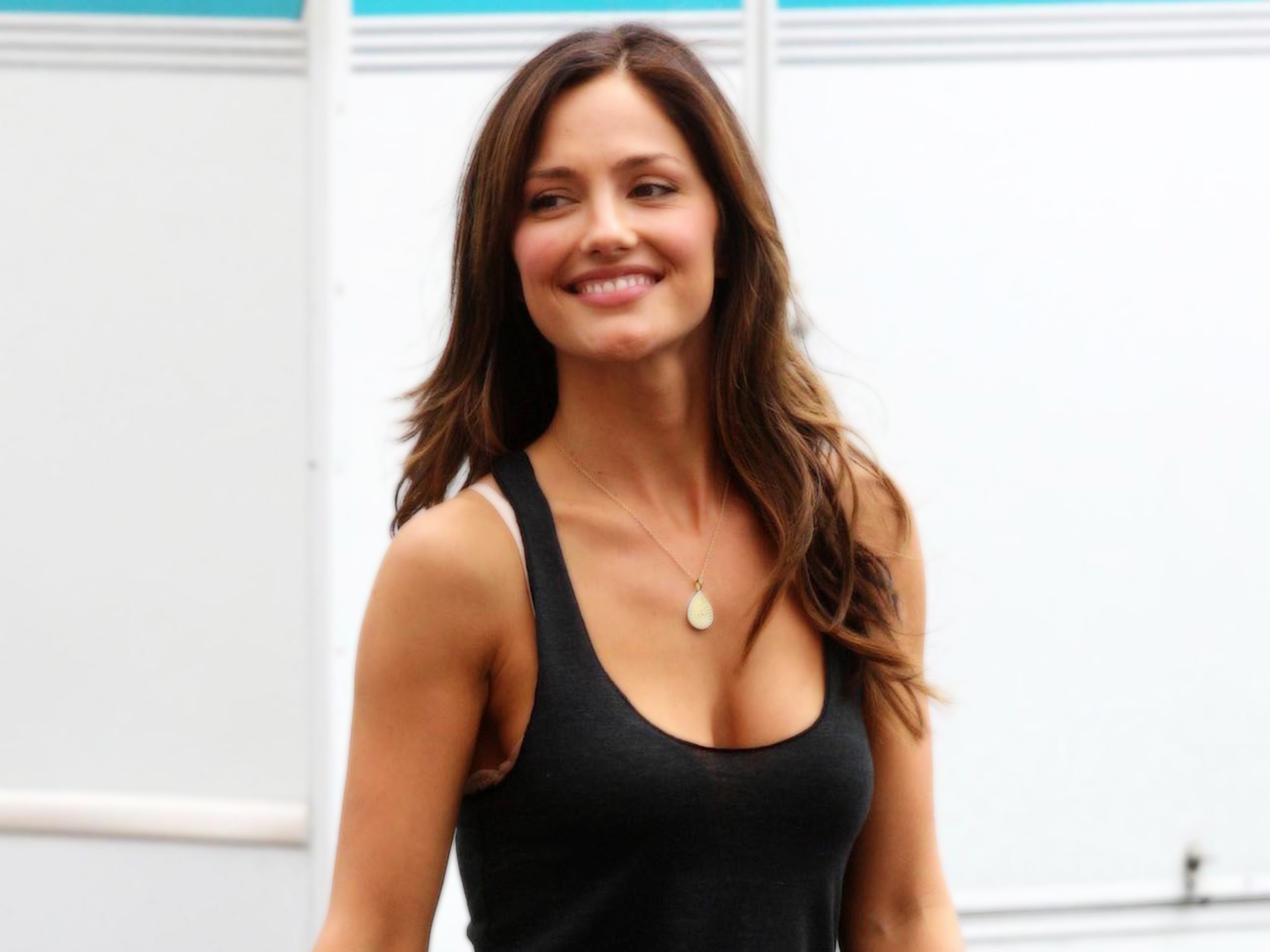 Minka Kelly Hd Wallpapers For Desktop Download