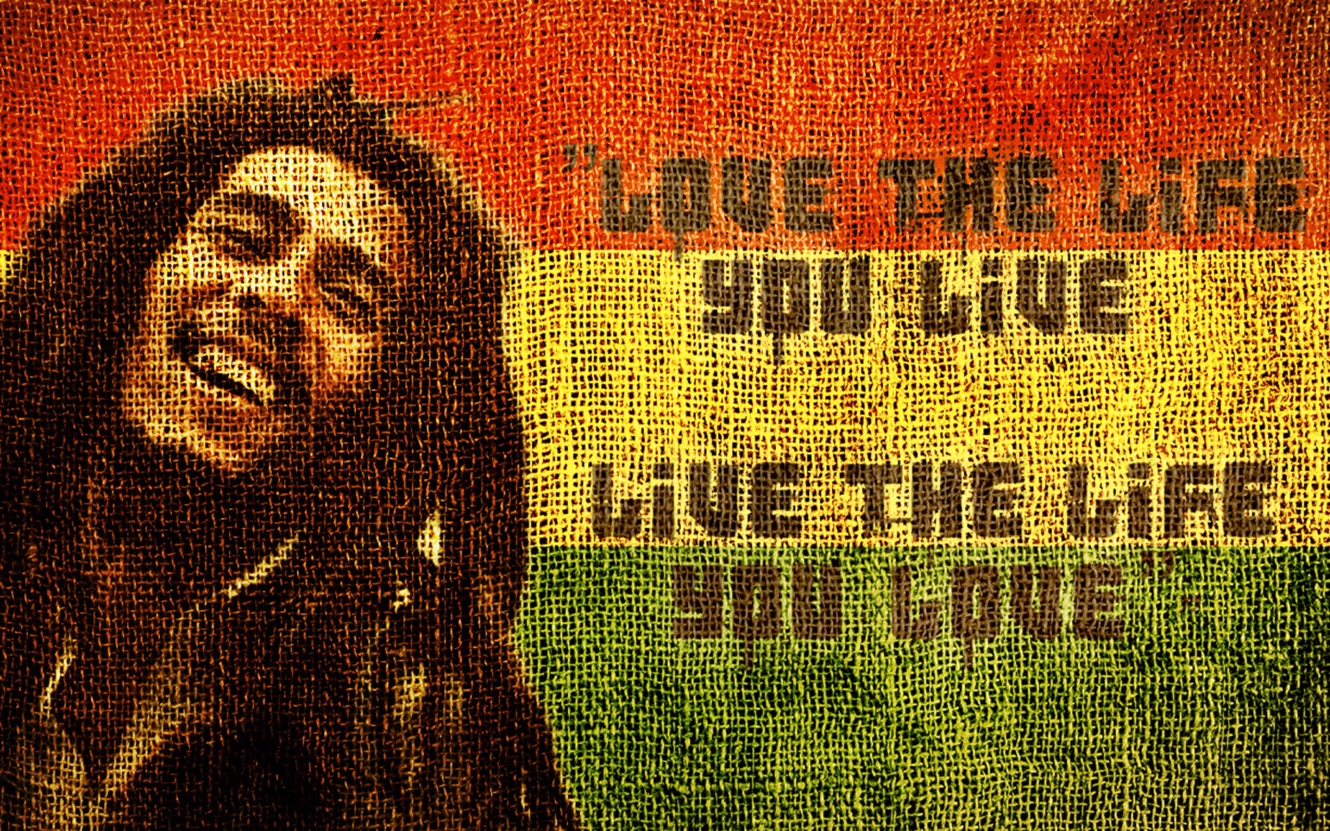 Bob Marley wallpapers widescreen