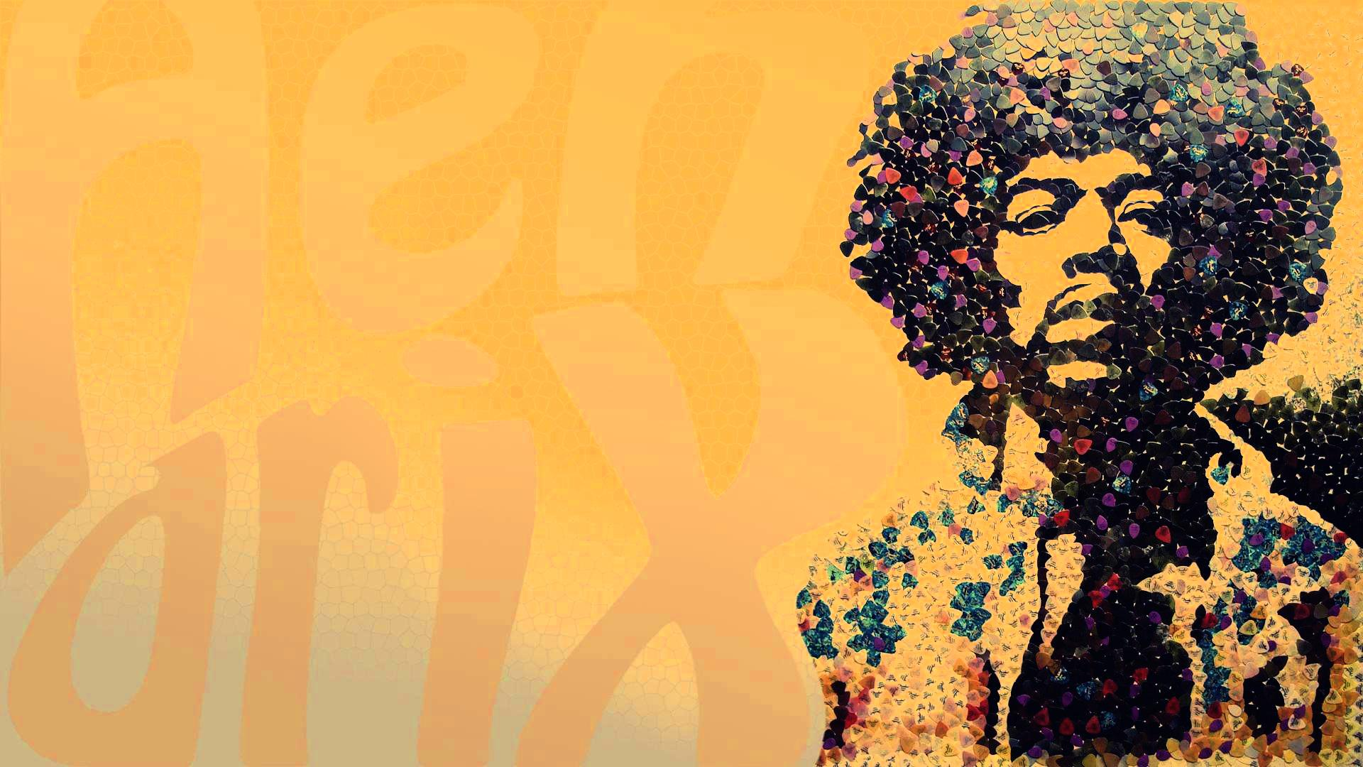 Jimi Hendrix wallpapers desktop