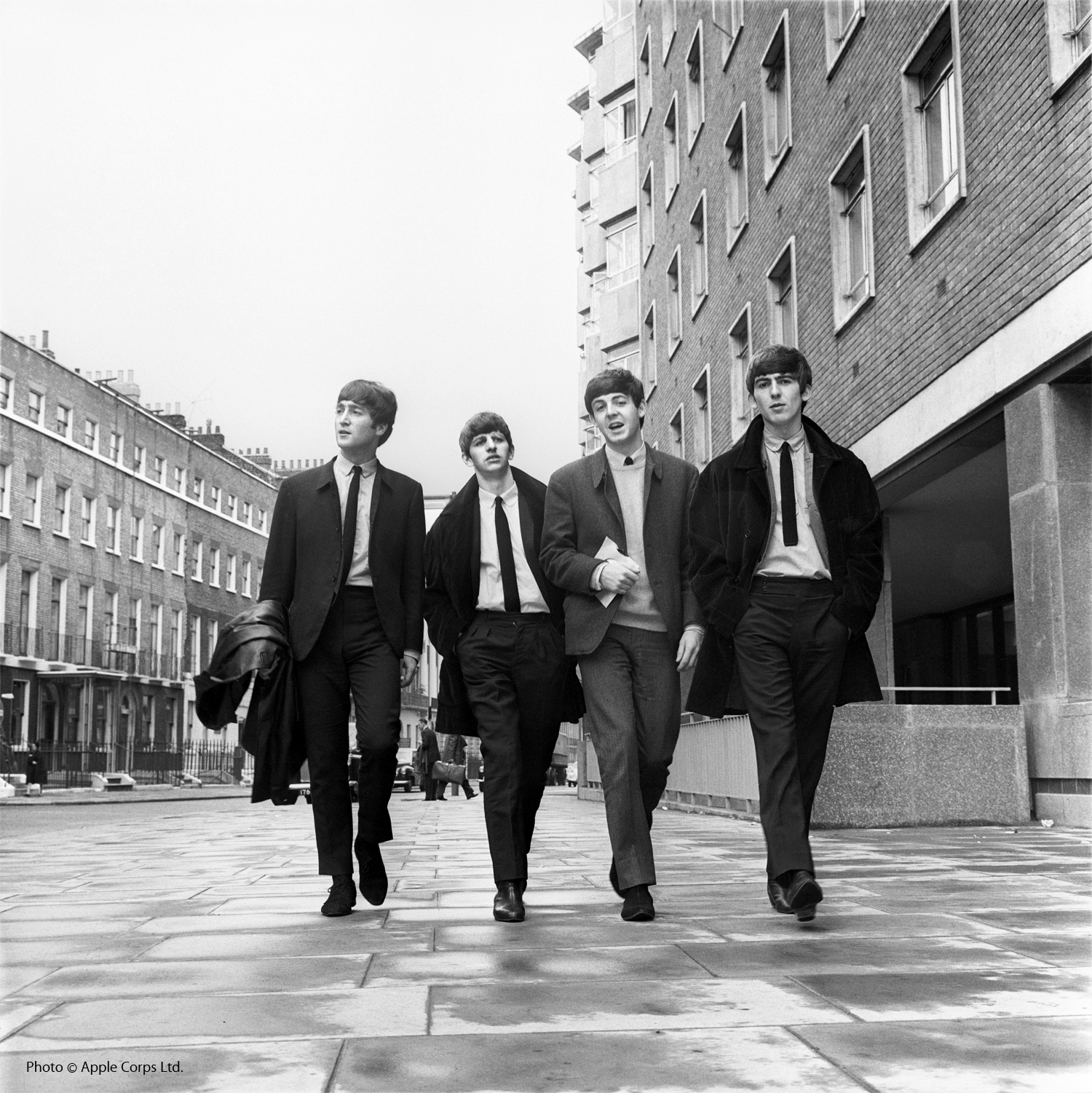 The Beatles free wallpapers